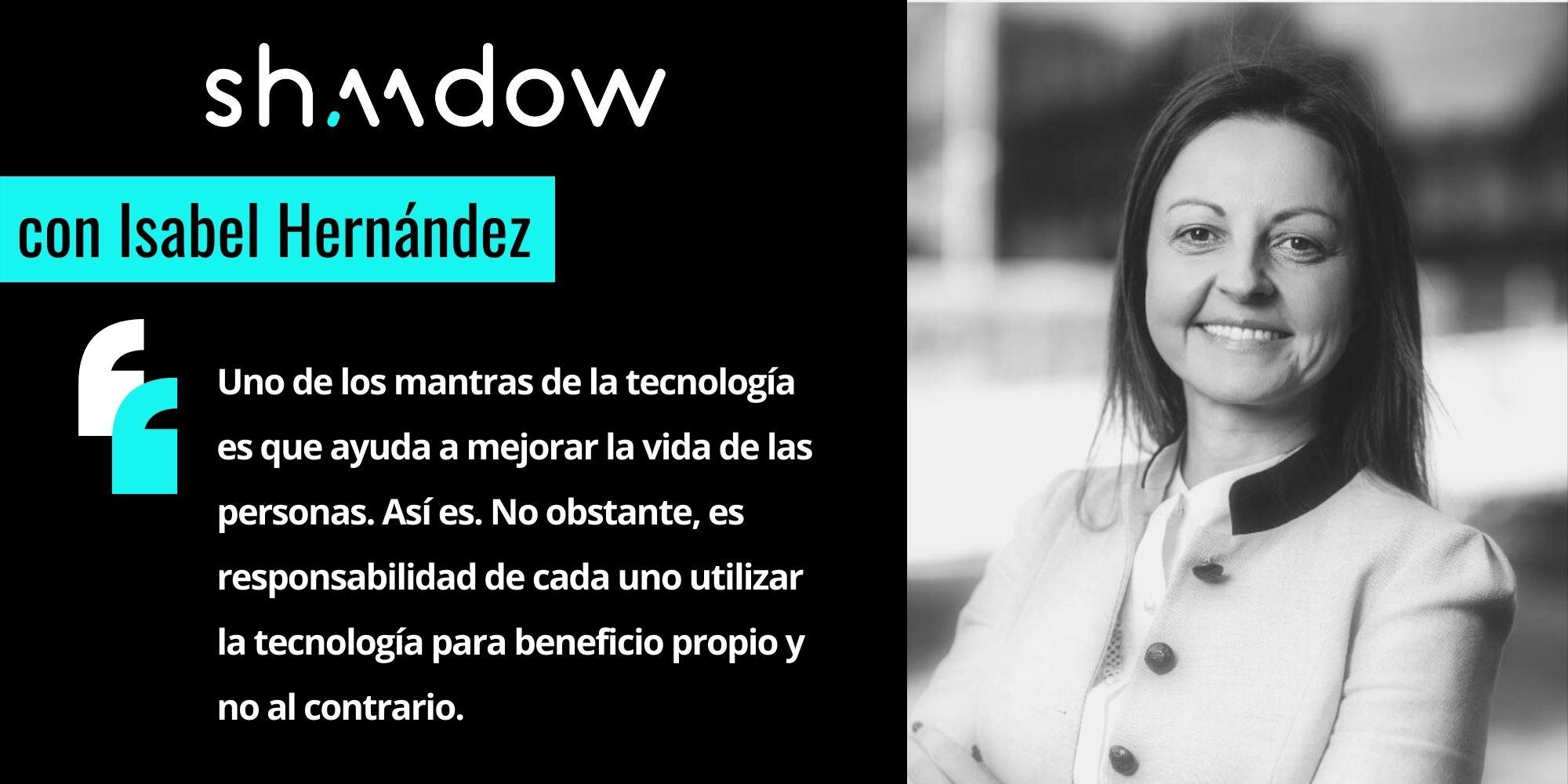 Cover Image for Entrevista con nuestra CEO: Isabel Hernández Ruiz